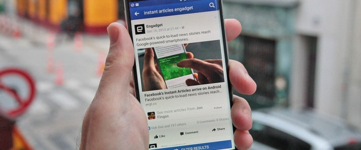 How You Can Use Facebook Instant Articles  To Amplify Your Content  in 2017 ?