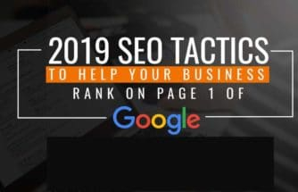 Local SEO Strategies 2019